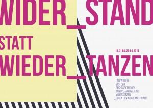 Wider_dem Ball - Verschiedene Protestformen @ Universität für Angewandte Kunst; Treffpunkt: Foyer | Wien | Wien | Österreich