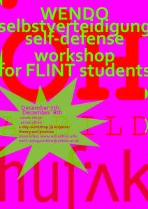 WenDo-Selbstverteidigungskurs für FLINT Studierende @ Akademie der bildenden Künste Wien